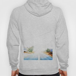 Walk the line Hoody