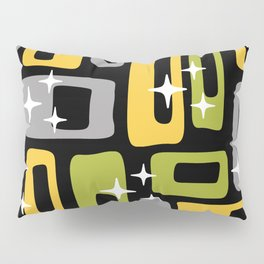 Retro Mid Century Modern Abstract Pattern 617 Pillow Sham