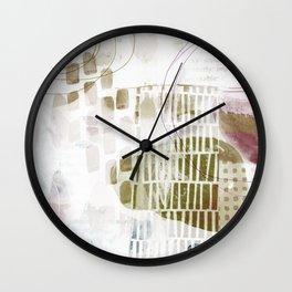 General Studies - neutrals Wall Clock