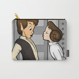 To Give A Scoundrel A Kiss Carry-All Pouch