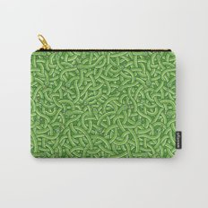 Little Green Snakes Carry-All Pouch