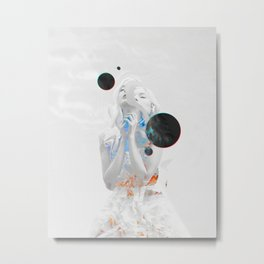 Booce Metal Print