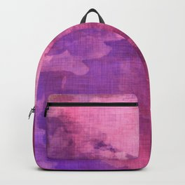 pink tourmaline Backpack