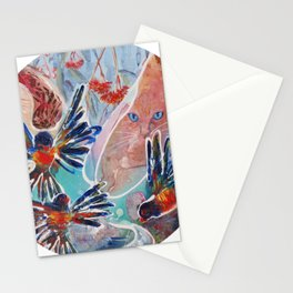 Rainbow Surprise Stationery Cards