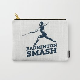 Badminton Player Carry-All Pouch
