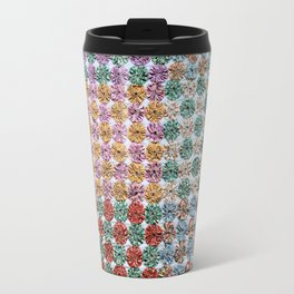 Yo Yo Quilt II Travel Mug