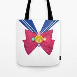 Galactic Sailor Moon Bow Tote Bag