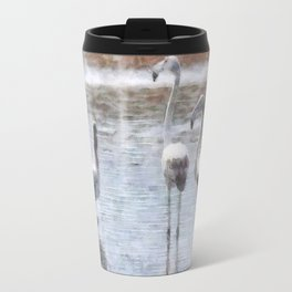 Strike A Pose Travel Mug