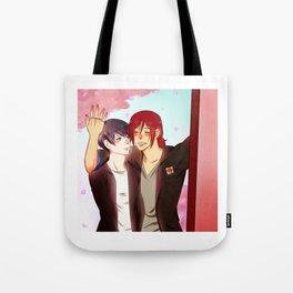 Sakurathon Tote Bag