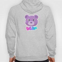 Bubble Bear Hoody