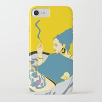 smoking iPhone & iPod Cases featuring Smoking by YTRKMR