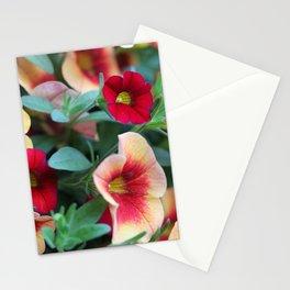 Petunias Stationery Cards