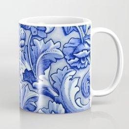 Blue and White Porcelain Kaffeebecher
