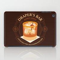bar iPad Cases featuring Draper's Bar by Matt Dearden