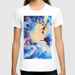Falling Towards The Sky T-shirt