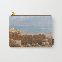 ABOVE THE DEAD SEA Carry-All Pouch
