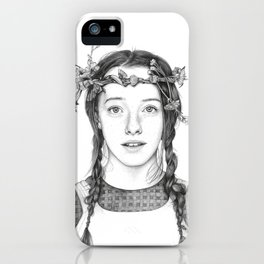 Anne with an E iPhone Case
