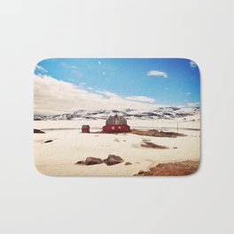Red House Bath Mat