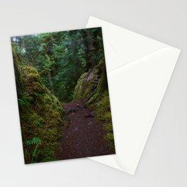 Journey On Stationery Cards