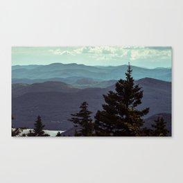 Adirondack Bliss Canvas Print