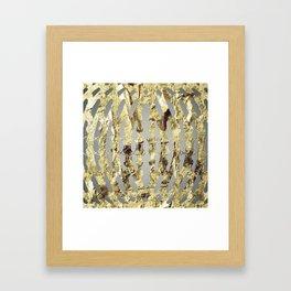 Golden L1 Framed Art Print