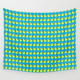 Rubber Ducky Wall Tapestry