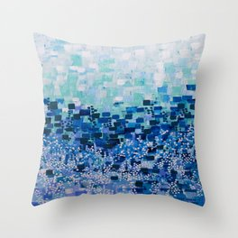 :: Compote of the Sea :: Throw Pillow