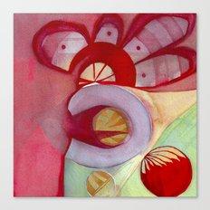 plume Canvas Print