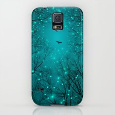 One by One, the Infinite Stars Blossomed Galaxy S5 Slim Case