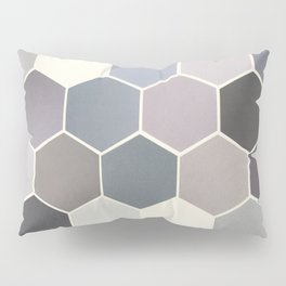 Shades of Grey Pillow Sham