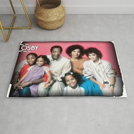 Fresh Prince of Bel-Air Full House Cosby Show Rug