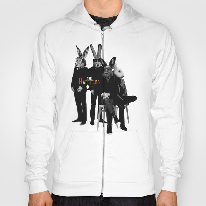 The Rabbitles Hoody