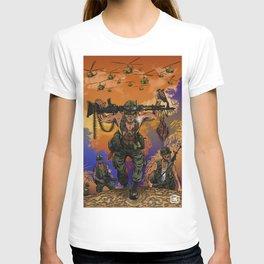 War Machine - The Nam Dude T-shirt