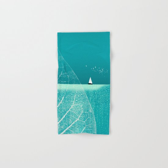 Ocean Wonderland II Hand & Bath Towel