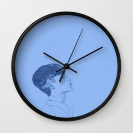 Under the Weather Wall Clock