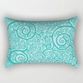 Love Growing Rectangular Pillow