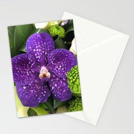 Vanda Singapore Orchid Stationery Cards