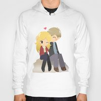 ouat Hoodies featuring OUAT - Daddy Charming by Choco-Minto