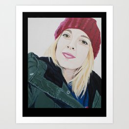 Kelsey Boggs Art Print