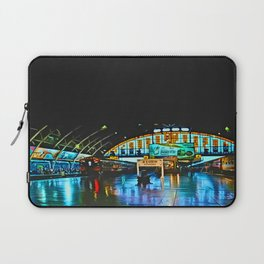 Last Train From Thailand Laptop Sleeve
