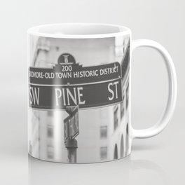 Old Town District Portland Coffee Mug