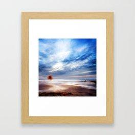 Distant Episode Framed Art Print
