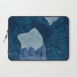 Blue Rock Bridge Laptop Sleeve