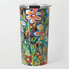 House in Bloom Travel Mug