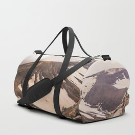 Volcanic Graphics Duffle Bag
