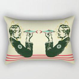 Hypnotic sardine  Rectangular Pillow