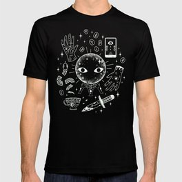 I See Your Future: Glow T-shirt
