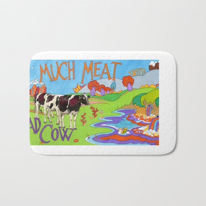 MAD COW Bath Mat