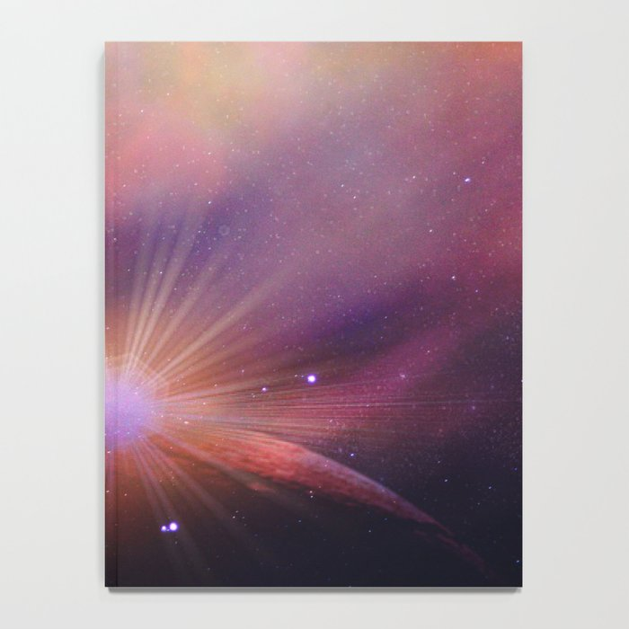 Mars rises Notebook