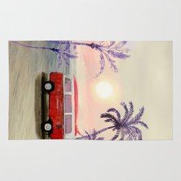 Beach Van Rug